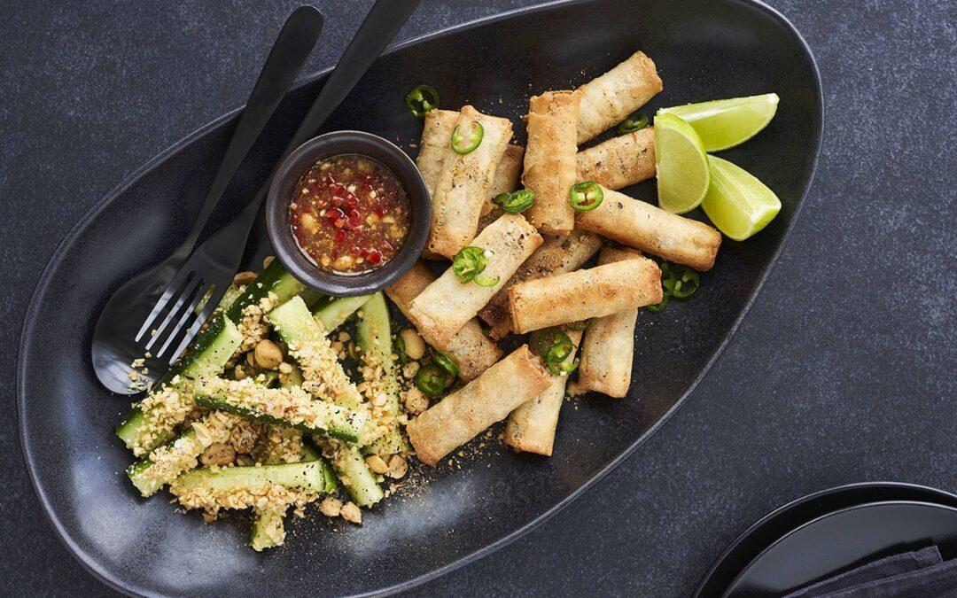 Van Choy Mini med grönsaker